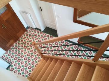 articima cement tiles - custom made - Ref. 204x