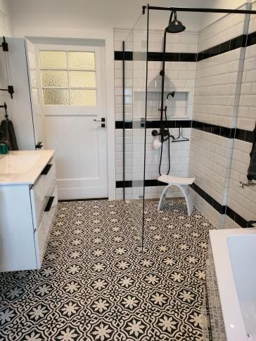 articima cement tiles #454 | Bathroom