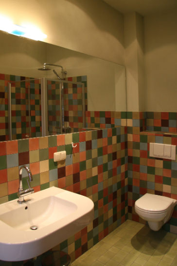 cement tiles patchwork | plain cement tiles, size: 10x10 cm