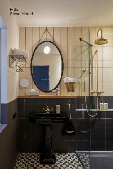 articima cement tiles Ref. 218| Hotel, 25h ,Royal Bavarian, Munich